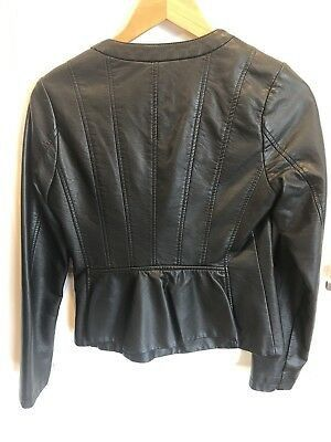 The Limited Leather Jacket!!