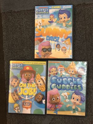 Bubble Guppies DVDs for Sale in Pasco, WA