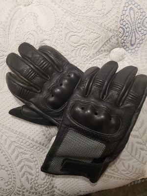 BMW leather motorcycle gloves Size M/7-7.5 for Sale in Syracuse, UT