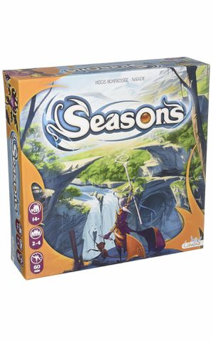 Seasons Board Game by Libellud for Sale in Corona, CA
