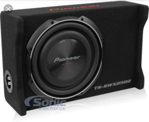 Subwoofer pioneer for Sale in Daly City, CA