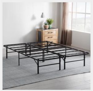 Brookside full folding platform bed frame in great condition for Sale in Irvine, CA