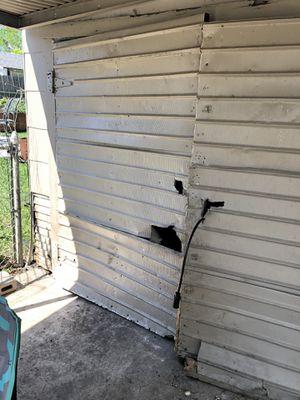 Garage Door re-build for Sale in San Antonio, TX