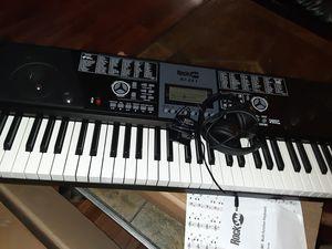 Rock jam digital keyboard for Sale in Smyrna, TN