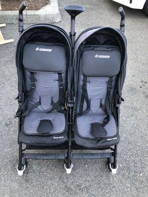 Maxi Cosi double stroller for Sale in Auburn, WA