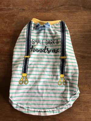 Pet shirt size small Measurements in the pictures also for Sale in Everett, WA