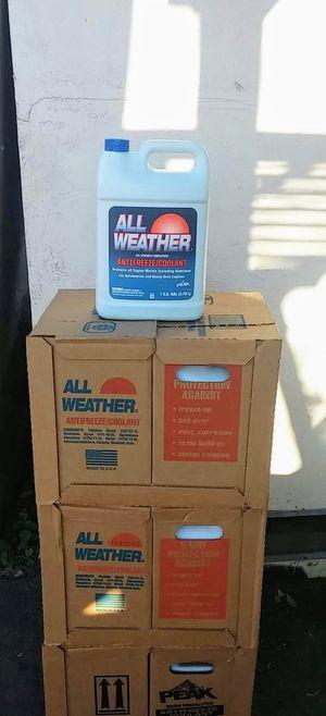 Antifeeze orange 100% for Sale in Montclair, CA