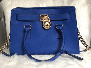 Michael Kors Hamilton Satchel bag like new. for Sale in Bellevue, WA