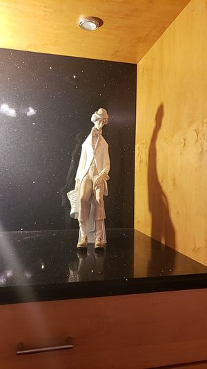 """17"""" Tall Lladro Figurine Clown $80 obo Take Him Home ASAP for Sale in Arlington Heights, IL"""