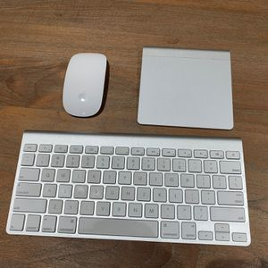 Pending-Apple Wireless Mouse, Keyboard And Trackpad for Sale in Chino Hills, CA