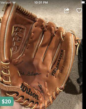 Baseball Glove - Wilson for Sale in Redmond, WA