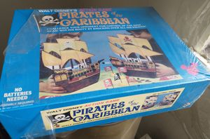 NIB: Vintage Rare Pirates of the Caribbean Disney Action Game for Sale in Queens, NY
