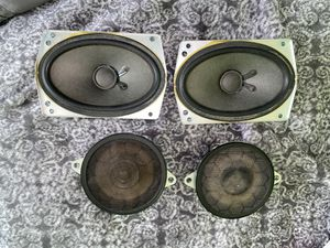 Original 2013 Chevy spark speakers for Sale in San Diego, CA
