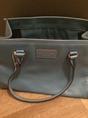Authentic big Kate spade baby blue purse for Sale in OCEAN BRZ PK, FL