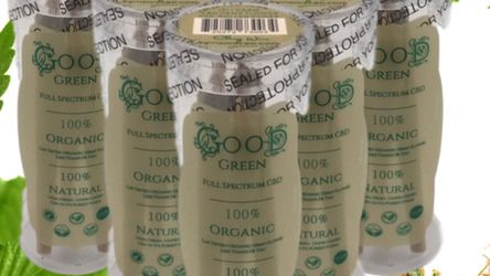 Tropics CBD Premium Organic Hemp Flower 1oz (28g) for Sale in Fort Lauderdale,  FL