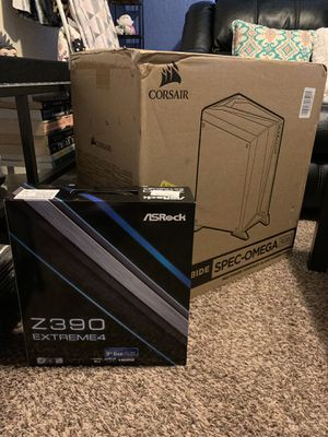 Z390 extreme 4 motherboard for 8th and 9th gen intel for Sale in Tacoma, WA