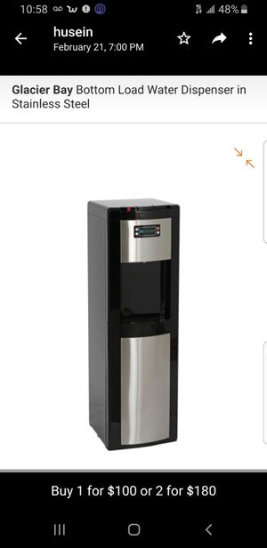 Water dispenser for Sale in Bakersfield, CA