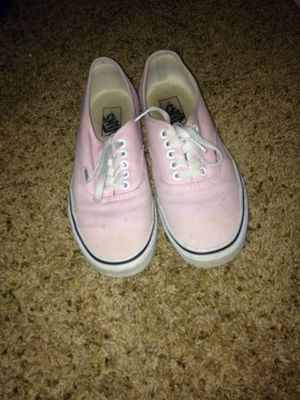 Pastel pink Vans for Sale in Milford, DE