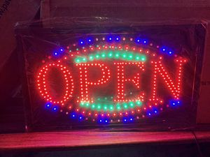 """NEW LED """"OPEN"""" SIGN for Sale in Stockton, CA"""