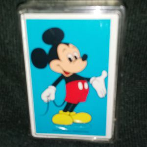 Mickey Mouse playing cards for Sale in Madison Heights, VA