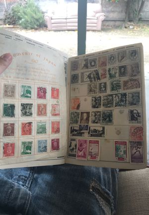 Stamp collection starter for Sale in Palo Alto, CA