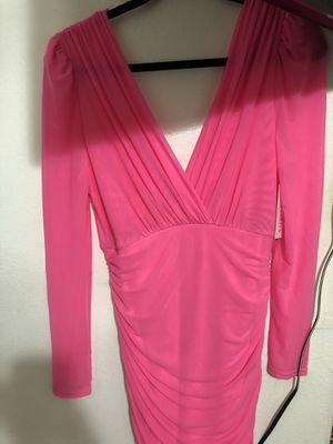Hot Pink Dress for Sale in Downey, CA
