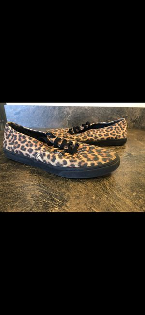 Vans Era Cheetah Print Women's 8/Men's 6.5 for Sale in Martinsburg, WV