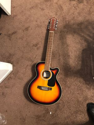 12 string Fever Guitar for Sale in Stockton, CA