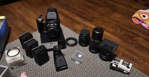 Bronica ETR-SI Outfit for Sale in Monroe, MI