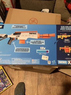 Fortnite Nerf Gun for Sale in Frederick,  MD
