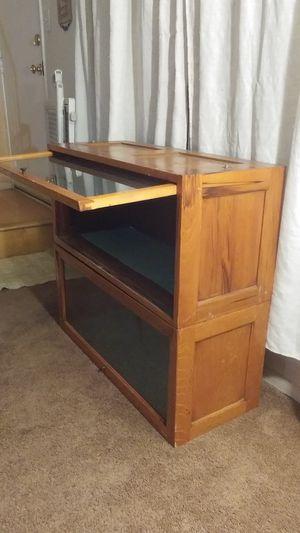 Classic Globe Wernicke stacking bookshelf for Sale in Lakewood, CA