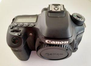 Canon 80d Body for Sale in Miami, FL