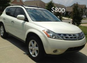 🎊Selling my 2003 Nissan Murano✅ for Sale in Atlanta, GA