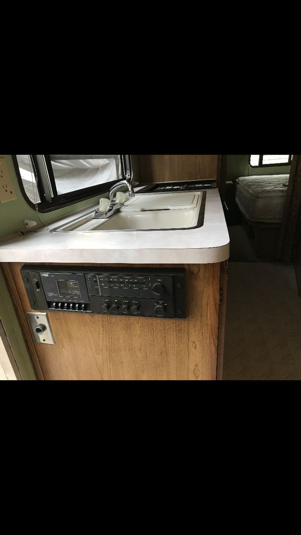 1991 RV/Camper trailer