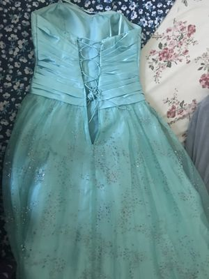Teal Dress with Sparkles for Sale in Frederick, MD