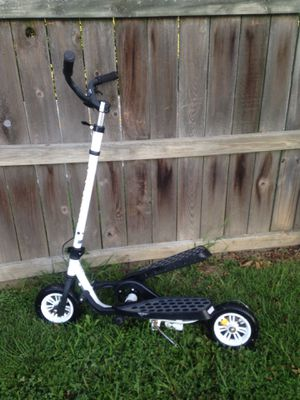 Wing Flyer Zike Elliptical Stepper Scooter Bike for Sale in Imperial, MO