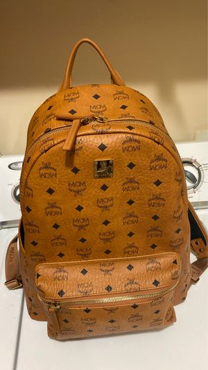 Authentic MCM book bag for Sale in Capitol Heights, MD