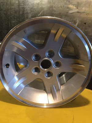 Jeep Wrangler 15x8 Wheel 2004-2006 for Sale in East Northport, NY