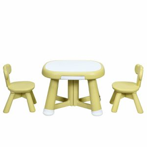 Kids Table and 2 Chair Set with Storage Bins for Sale in Chula Vista, CA
