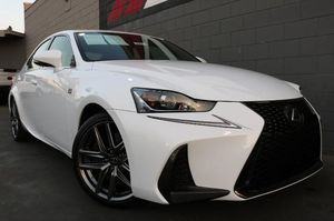 2017 Lexus IS for Sale in Fullerton, CA