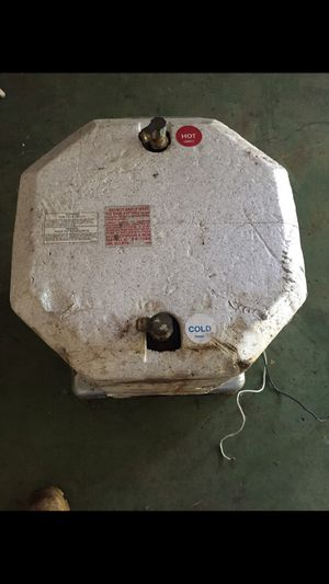 Hot water heater for RV for Sale in Bronson, TX