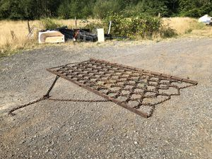 Large Iron Field Drag for Sale in Duvall, WA
