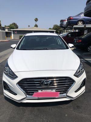 Hyundai Sonata SEL 2017 for Sale in Newport Beach, CA
