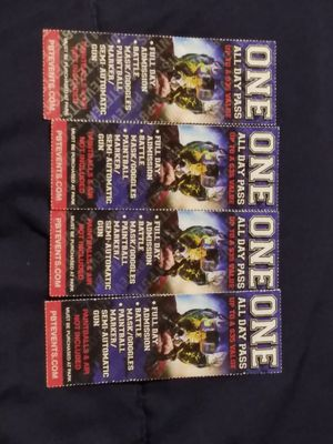 Paintball tickets for Sale in Sacramento, CA