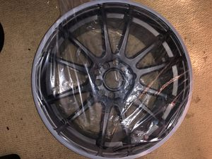 NS1204 17x7.5 Brand New black rim ONLY ONE for Sale in Lighthouse Point, FL