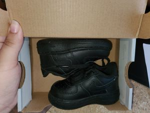 Nike air force size 3c for Sale in Ganado, TX
