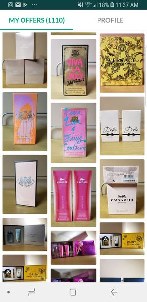 Perfumes Originales for Sale in South Gate, CA