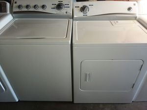 Kenmore top load washer and electric dryer set 2016 for Sale in Fresno, CA