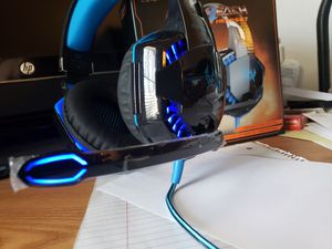 Great gaming headphones and mic for Sale in Westerville, OH