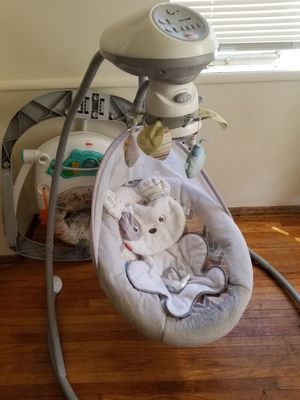 Fisher price baby swing. Used my one baby. Bought brand new last year. for Sale in Whittier, CA